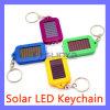 Luce solare della torcia elettrica della clip Emergency del gancio 3 LED della catena del metallo dell'anello chiave