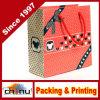 Изготовленный на заказ напечатанный логосом мешок подарка бумажный для покупкы (3224)
