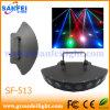 RGBW 3W huit yeux Fan-Shaped Secteur faisceau lumineux à LED