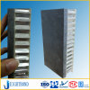 Comitato di pietra nero del favo di vetro di fibra per il rivestimento della parete