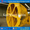 Lavadora de arena de la rueda/Maquinaria de lavado de arena el precio de venta caliente