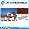 La pietra favorevole all'ambiente ha ricoperto le mattonelle di tetto schiave del metallo