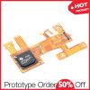 Circuito PCB flexível profissional Fr4 com serviço de montagem