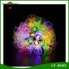 LEDの太陽軽い祝祭の装飾的で軽いジングルベルの屋外の庭の太陽妖精のクリスマスツリーライト20LED/30LED/50LED