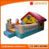 Opblaasbaar Reuze Grappig Huis voor Baby (T6-401)