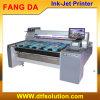 Fangda 1.6m 인쇄 기계를 인쇄하는 고속 안료 잉크 직접 직물