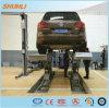 уровень двойника емкости 4000kg Scissor Lifter для выравнивания колеса