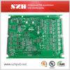 緑のSoldermask二重味方されたHASL PCBのボード