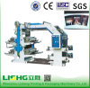 Lisheng haute vitesse machine d'impression flexo