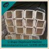 Stlye nueva forma de U de la esquina de cartón máquina de la junta de bordes de papel