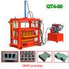 Máquinas Shengya! 4-30 Qt Diesel concreto Hidráulica máquina para fazer blocos/Espalhadoras máquina para fabricação de tijolos ocos