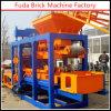 Ligne de production de brique hydraulique à usages multiples, machine à blocage automatique