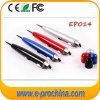Флэш-накопитель USB перьев многофункциональных шариковым пером пера USB диск для подарка (EM624)