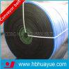 Nastro trasportatore termoresistente di gomma standard di BACCANO