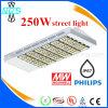 セリウムPSE RoHSの公認250W高い発電LEDの街灯