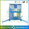4m bis 6m elektrischer beweglicher Lufthimmel, der oben Aufzug-Plattform Arbeits ist