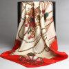 Sciarpa dello scialle del Kerchief della seta di stile 100% di modo delle signore di alta qualità