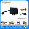 Mini Tracker GPS imperméable à l'eau avec détection de portes d'antenne intégrée pour moto / deux roues Mt08