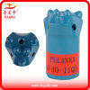42mm Tapered Flat Face Button Drill Bits