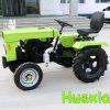 Зубр четыре колеса 12HP/15HP Mini трактор с навесным оборудованием для Украины