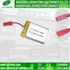 batteria di Lipo della batteria ricaricabile 502535 dello Li-ione di 3.7V 400mAh piccola per la tastiera universale di Bluetooth