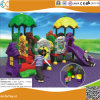 子供のための屋外のプラスチック遊園地装置