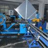 Гальванизированная стальная спиральн пробка формируя PLC Мицубиси машины