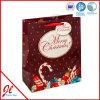 Dom Moda vermelho sacos de compras para a festa de Natal 2016 Holiday