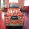 Facendo pubblicità al modello gonfiabile dell'automobile per l'esposizione (AQ53129)
