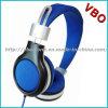 Blauer fantastischer fördernder Kopfhörer für Kinder