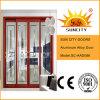 La qualité de porte en aluminium la meilleur marché et de fenêtre (SC-AAD086)