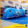 Traforo gonfiabile caldo della balena di corse ad ostacoli di prezzi di fabbrica di vendita (AQ2006)