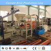 China-hydraulischer automatischer Ziegelstein-Block, der Maschine herstellt
