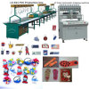 Hot Sale étiquette PVC automatique Making Machine Patch en caoutchouc