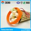 La fabbrica direttamente vende il Wristband su ordinazione ecologico poco costoso del silicone