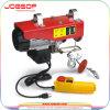 PA600 mini type petit élévateur électrique de câble métallique de PA