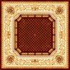 Alfombra del golpeteo del diseño del azulejo de cerámica 1200 * 1200mm