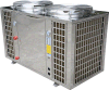 calentador de agua aire-agua de la pompa de calor 73.6kw
