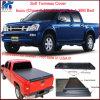 カスタム熱い販売はIsuzu (Chev)のD最大二重タクシー1.38mのベッド2003+のためのトラックの裏表紙を取る