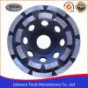 wiel van de Kop van de Rij van 115mm het Dubbele voor Steen