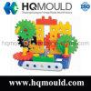 Personnaliser les différents types de bloc de construction pour les enfants jouet moule en plastique