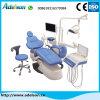 Coxim do couro da fibra do mercado de Dubai cadeira dental do micro