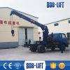 Mini grue montée par camion hydraulique en vente chaude (SQ10SA3)