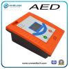 First-Aid Anu6l dea desfibrilador externo automático con pantalla LCD