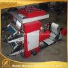 2 het Winkelen van kleuren de Plastic Machine van de Druk van Flexo van het Broodje van de Zak (nx-21000)