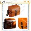 Sacchetto di trasporto di cuoio della foto del sacchetto della macchina fotografica sulla promozione