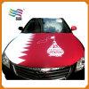 قطر [نأيشنل فلغ] سيّارة غطاء تغطية ([هش-ف017])