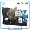 Machine horizontale à pompe à égouttoir à moteur diesel