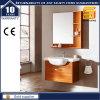 Тщета шкафа ванной комнаты MDF высокого качества установленная стеной деревянная