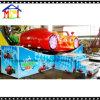 Езда летания красного цвета для парка атракционов ягнится машина игры
